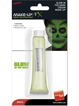 Maquillage crème Glow-In-The-Dark Halloween Maquillage