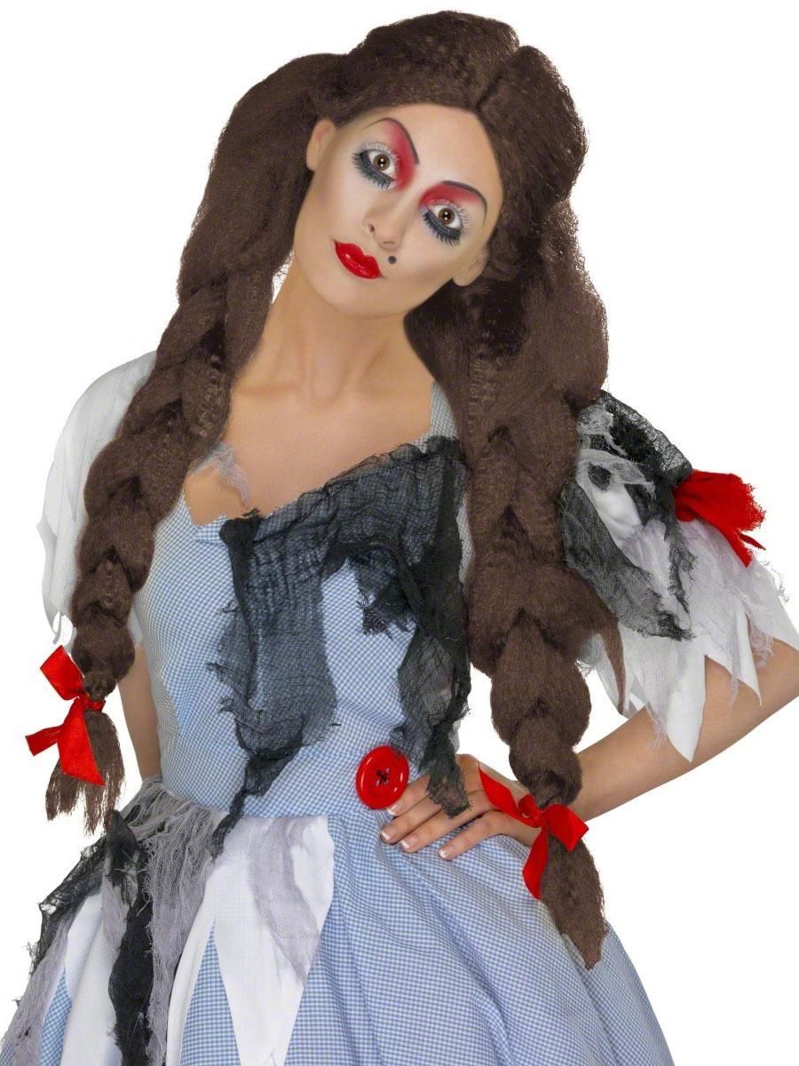 Halloween Perruque Mortelle Dorothy Wig