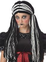 Tragédie Ann noir perruque Halloween Perruque