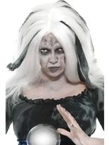 Perruque de Devin Halloween Perruque