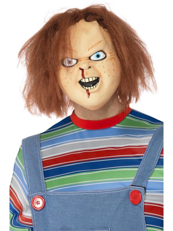 Masque Halloween Masque en Latex Chucky