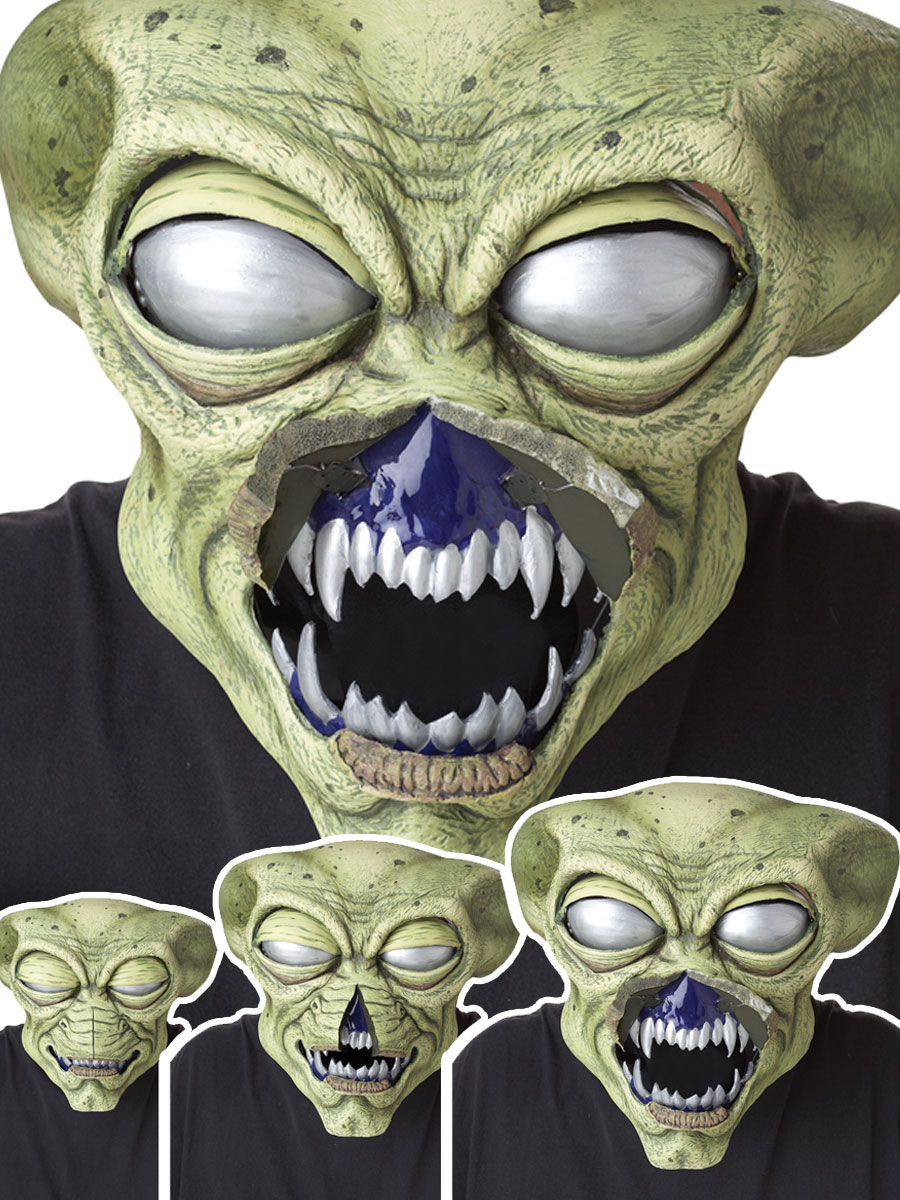 Masque Halloween Masque Ani-Motion visiteur