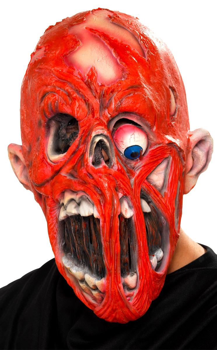 masque d 39 horreur zombie masque halloween costume halloween 28 09 2018. Black Bedroom Furniture Sets. Home Design Ideas