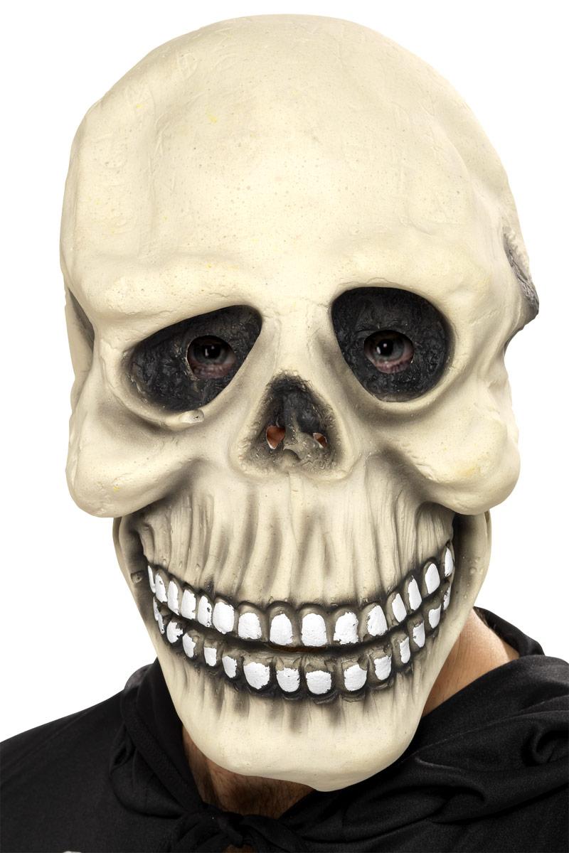 Masque Halloween Masque squelette effrayant