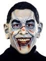 Masque Halloween Masque de Zombie fou de Barack Obama
