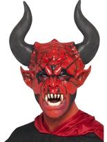 Masque de diable Seigneur Masque Halloween