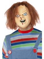Masque en Latex Chucky Masque Halloween