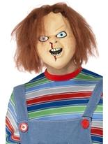 Masque en Latex Chucky Masque Halloween