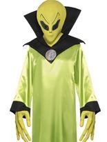 La valeur de Lord Alien Glow in the Dark Masque Halloween
