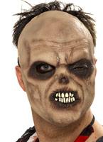 Demi masque en décomposition Masque Halloween
