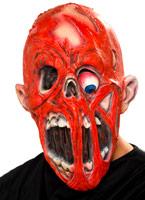 Masque d'horreur Zombie Masque Halloween