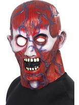 Anatomie homme masque Masque Halloween