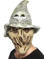 Masque de sorcière de monstre Masque Halloween
