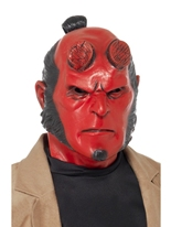 Masque Latex de Hellboy Masque Halloween
