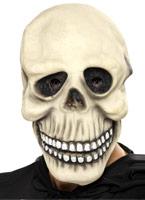 Masque squelette effrayant Masque Halloween