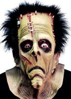 Parfaitement Frank frais généraux et la poitrine demi masque en caoutchouc Masque Halloween