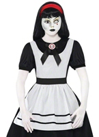 Costume Alice de Living Dead Dolls Poupée Morte
