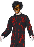 Living Dead Dolls garçon citrouille Costume Poupée Morte