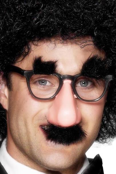 Accessoires Hippie Fiche de Groucho