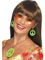 CND Style collier et boucles d'oreilles Accessoires Hippie