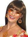 Accessoires Hippie CND Style collier et boucles d'oreilles