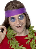 Guirlande de feuilles chanvre cannabis Accessoires Hippie