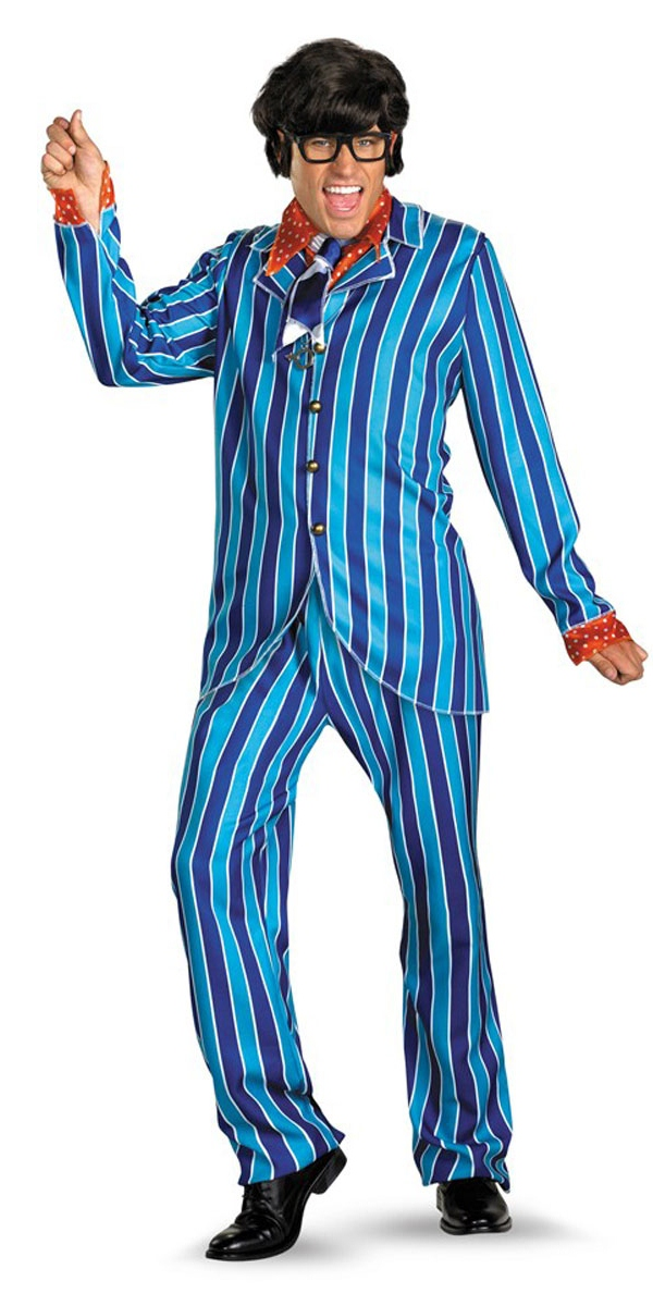 Déguisement Austin Powers Austin Powers Carnaby costume Costume