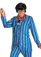 Austin Powers Carnaby costume Costume Déguisement Austin Powers