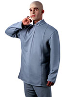 Costume de Dr. Evil de Austin Powers Déguisement Austin Powers