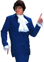 60 ' s Austin Powers Costume Déguisement Austin Powers