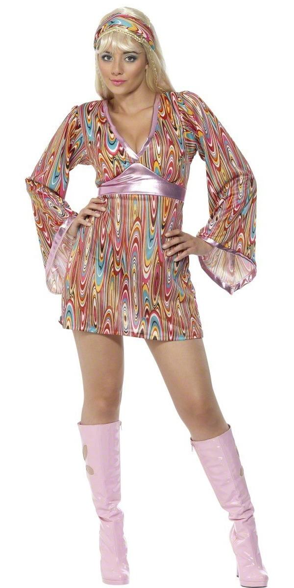 Déguisement Hippie Femme Hippie Hottie