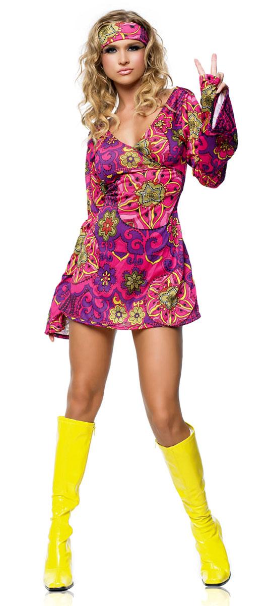 Déguisement Hippie Femme Costume de hippie