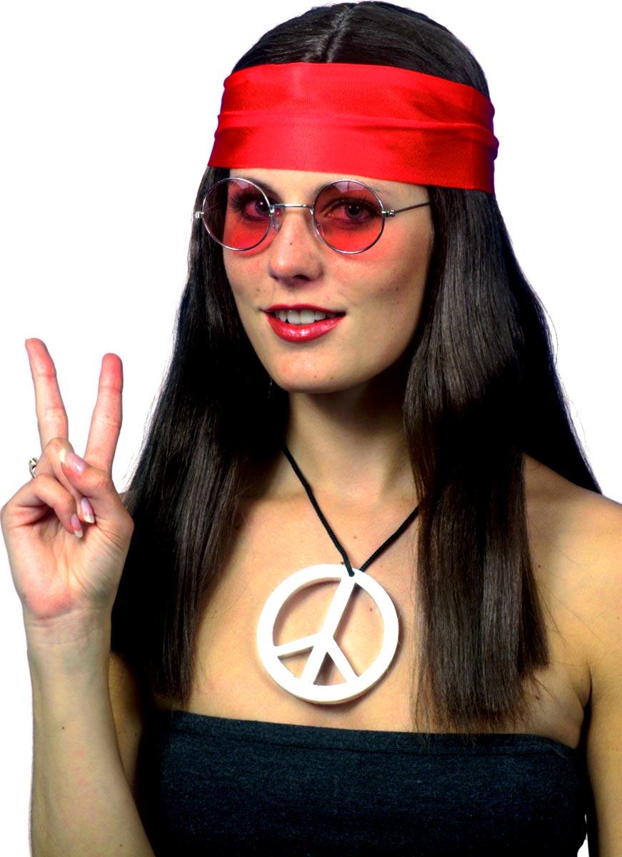 Déguisement Hippie Femme Kit de poussins de hippie des années 60