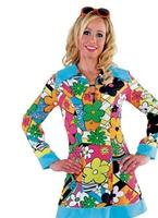 Hippie robe de dames 60 ' s Déguisement Hippie Femme