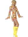 Déguisement Hippie Femme Costume hippie des années 1960