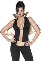 Costume de Las Vegas Elvis Fever Déguisement Hippie Femme