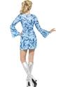 Déguisement Hippie Femme Costume Babe psychédélique des années 60
