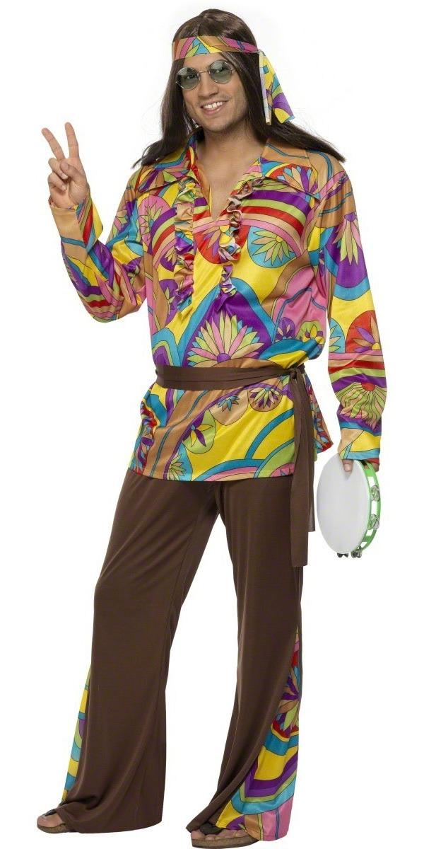 costume hippie psych d lique des ann es 60 d guisement hippie homme d guisement hippie 25 01 2019. Black Bedroom Furniture Sets. Home Design Ideas