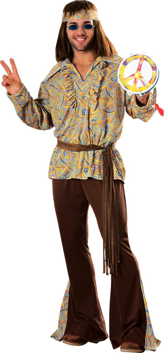 60 39 s mod marvin costume d guisement hippie homme d guisement hippie 08 02 2019. Black Bedroom Furniture Sets. Home Design Ideas