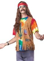 Costume de hippie Déguisement Hippie Homme