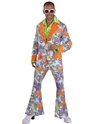 Déguisement Hippie Homme Deluxe 60 ' s 70 ' s Cool costume Costume