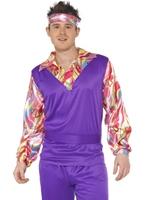 Costume homme hippie Déguisement Hippie Homme