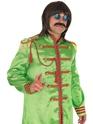 Déguisement Hippie Homme Pop Costume vert sergent