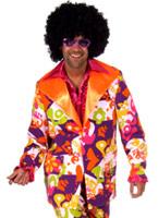 60 s amour costume Costume de puissance Déguisement Hippie Homme