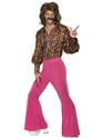 Déguisement Hippie Homme 60 ' s CND mou costume Costume