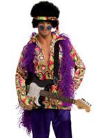 Purple Haze Déguisement Hippie Homme