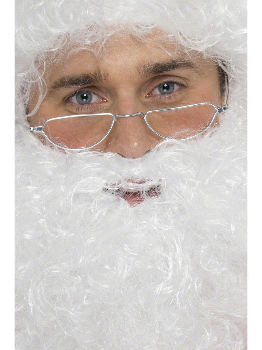 Accessoires de Noël Armature en métal demi-lune Santa Specs