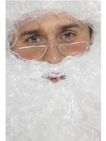 Armature en métal demi-lune Santa Specs Accessoires de Noël