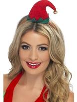 Elf mini chapeau Chapeaux de Noël