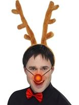 Jeu de Rennes Chapeaux de Noël